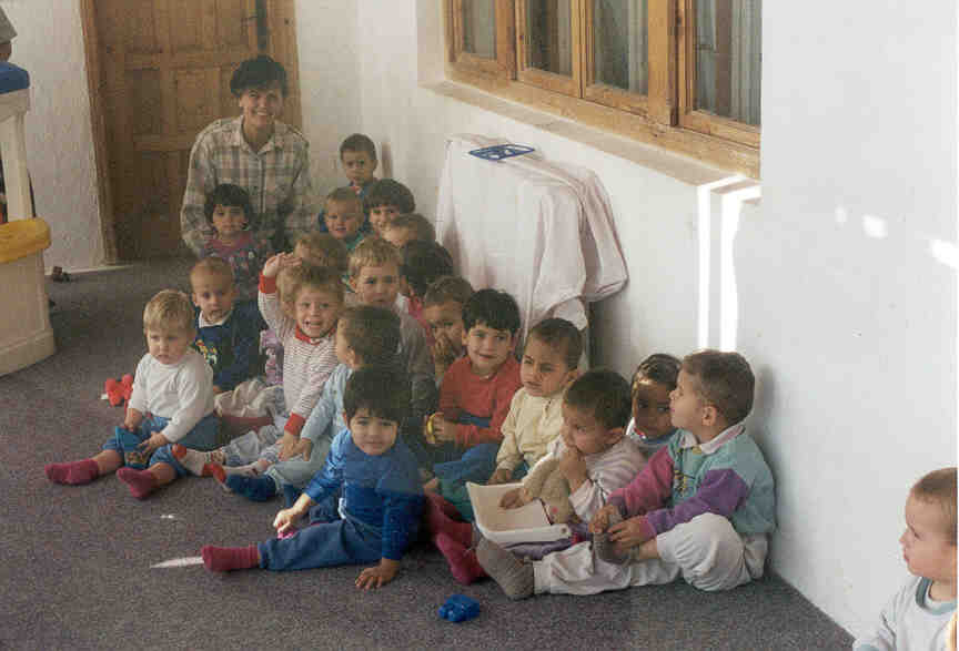 romanian orphanages When anneka rice first walked into the horror that was the siret orphanage in  north-east romania 22 years ago, she was faced with a living.