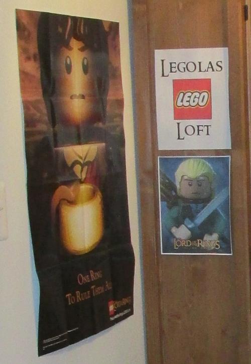 Legolas Lego Loft